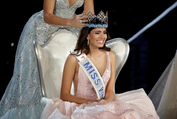 Наконкурсе красоты «Мисс мира-2016» одолела пуэрториканка