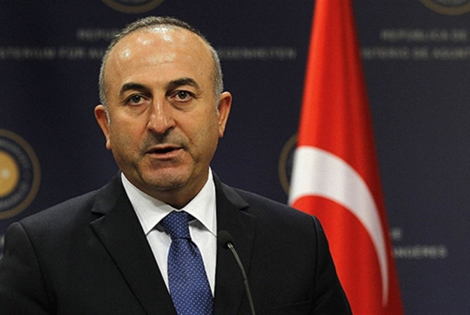 Руководитель МИД Турции отменил визит в государство Украину