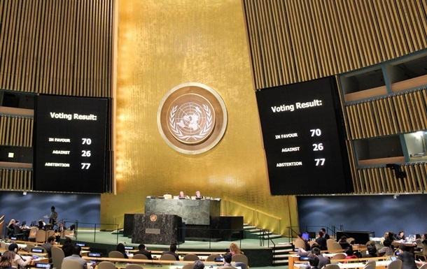 Чубаров назвал страны, голосовавшие против резолюции ООН поКрыму