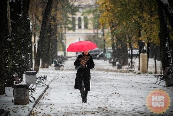 Оттепель продержится встолице еще 5 дней