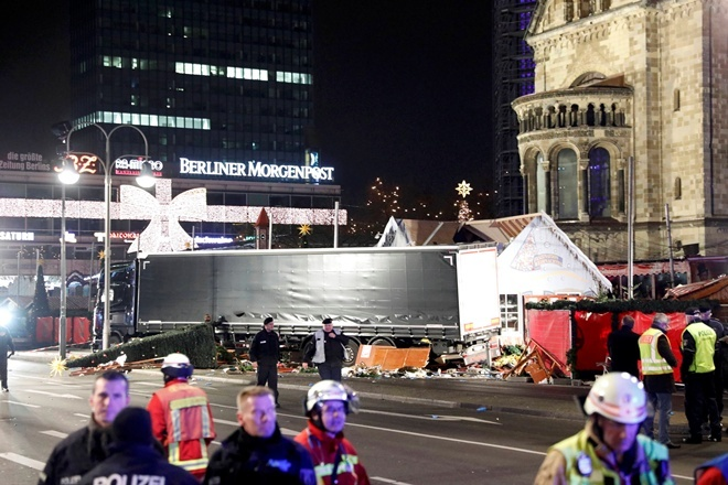 Подозреваемый вберлинском теракте убит вМилане— руководитель МВД Италии