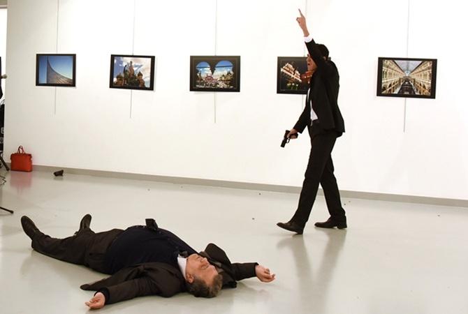 СМИ назвали организаторов убийства посла РФ вТурции