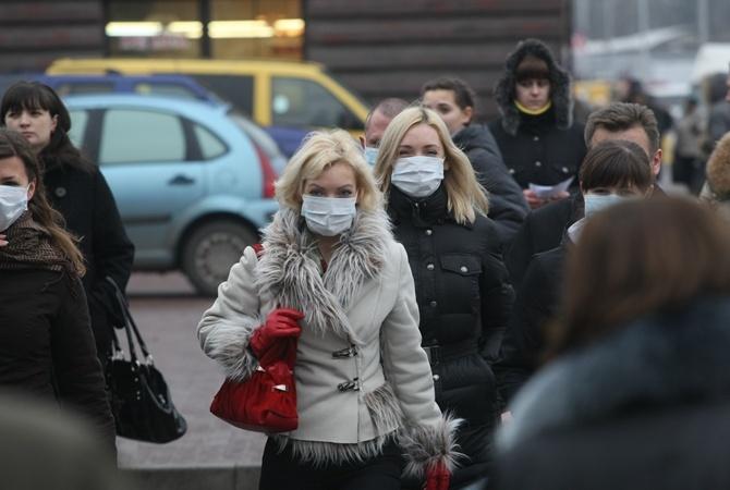 ВУкраинском государстве отосложнений гриппа погибли уже 5 человек