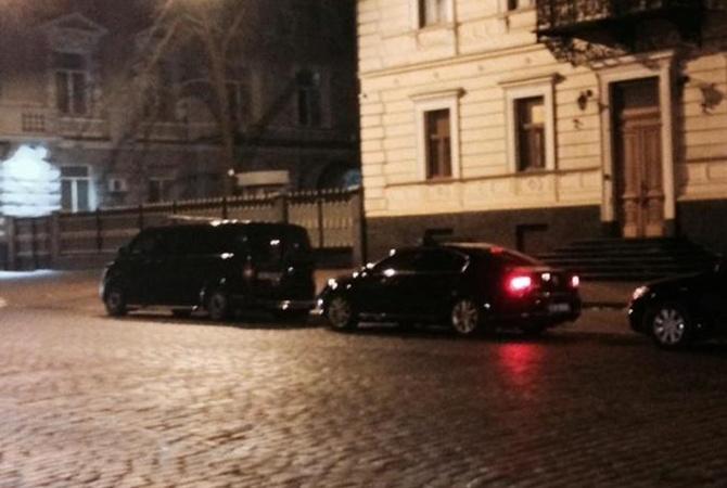 Репортер поведал отаинственном ночном визите Порошенко вСБУ