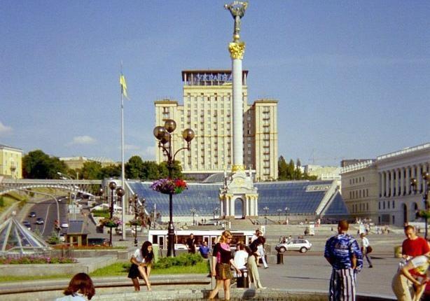 Киев возглавил рейтинг самых рискованных городов мира