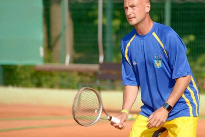Сборную Украины потеннису возглавил Андрей Медведев