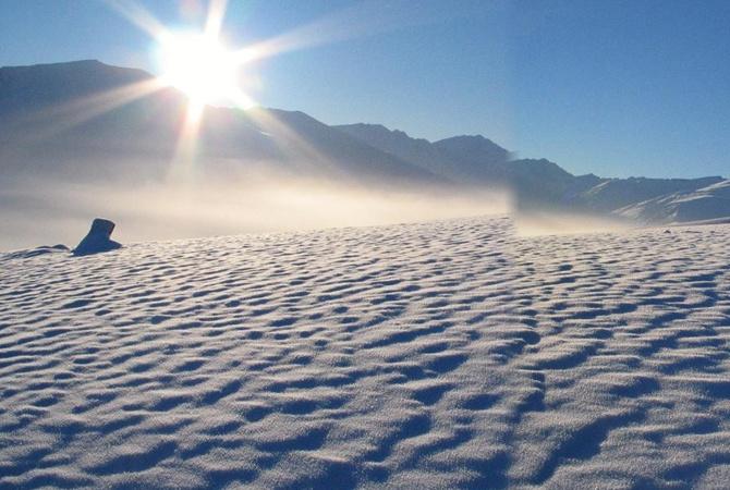 Ученые вшоке отаномальной жары вАрктике