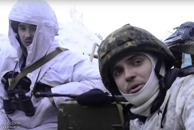 Боевики открыли провокационный огонь взоне АТО