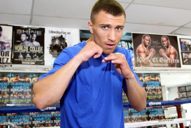 Ломаченко: «Мой следующий бой будет против Салидо»
