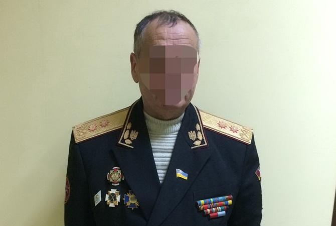 ВОдесской области группа мошенников выдавала себя за служащих СБУ