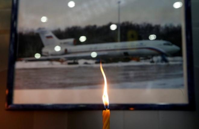 Вweb-сети появились новые фотографии ивидео сместа авиакатастрофы Ту-154