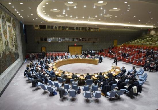 Российская Федерация проинформировала Совбезу ООН проект резолюции опрекращении огня вСирии
