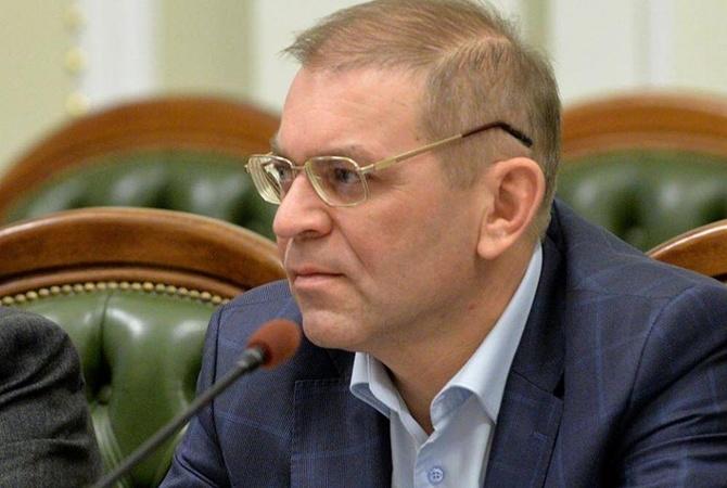 Народный депутат Пашинский выстрелил вчеловека