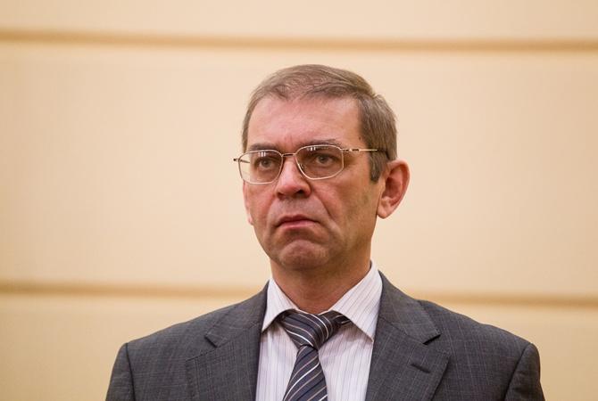 Инцидент сПашинским будет расследовать Киевская генпрокуратура