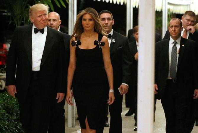 Стефано Габбана поблагодарил Меланию Трамп завыбор платья Dolce & Gabbana