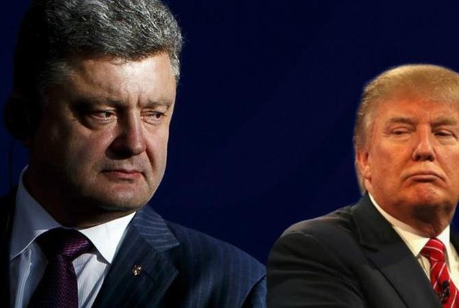 Посол Украины вСША объявил, что Порошенко непоедет наинаугурацию Трампа