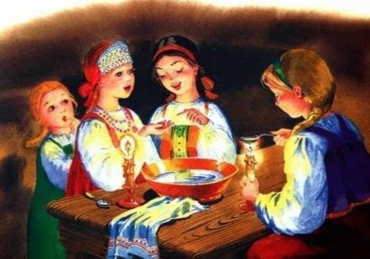 Гадание наРождество 2017: Когда гадают, гадания наСвятки 2017
