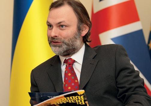 Прежний посол Англии в Российской Федерации станет ееновым послом в EC
