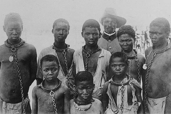 Уполномоченные Намибии подали всуд наГерманию заколониальные правонарушения