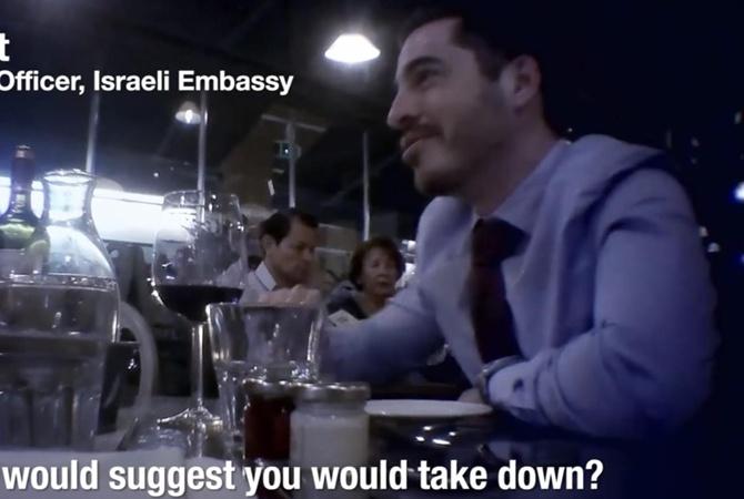 Работник посольства Израиля назвал руководителя МИД Великобритании «идиотом»