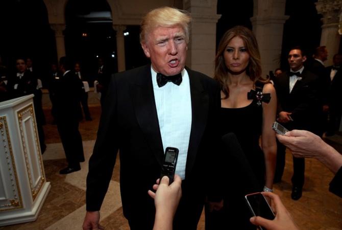 Трамп назвал «выдумкой» публикацию опроститутках вего гостиничном номере