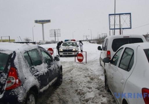 Научастке молдавско-украинской границы Молдова закрыла семь пунктов пропуска