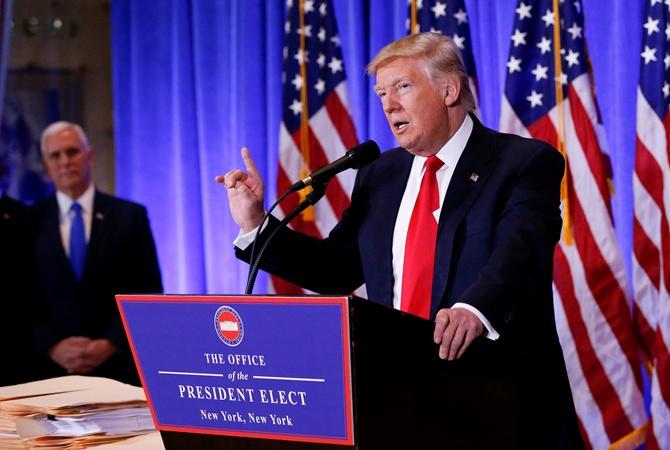 ВБелом доме прокомментировали данные офинансовых связях Трампа сРоссией