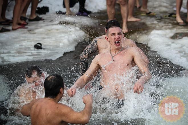 Обеспечение безопасности впроцессе проведения праздника «Крещение Господне»