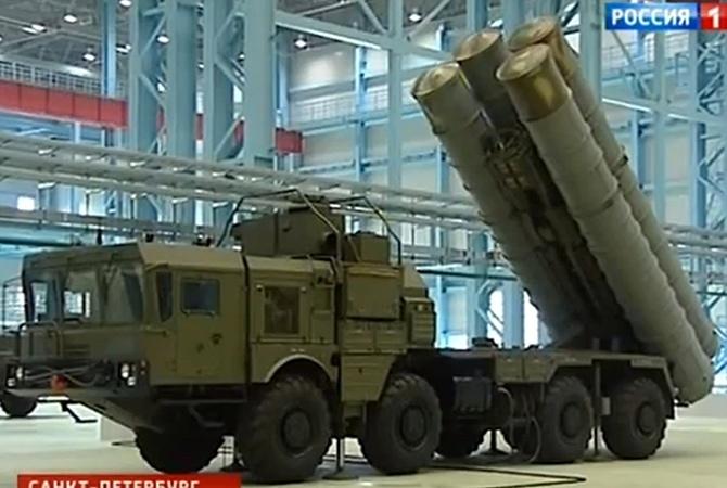 Объединение ЗВО получит 4 дивизионных набора С-400 «Триумф»