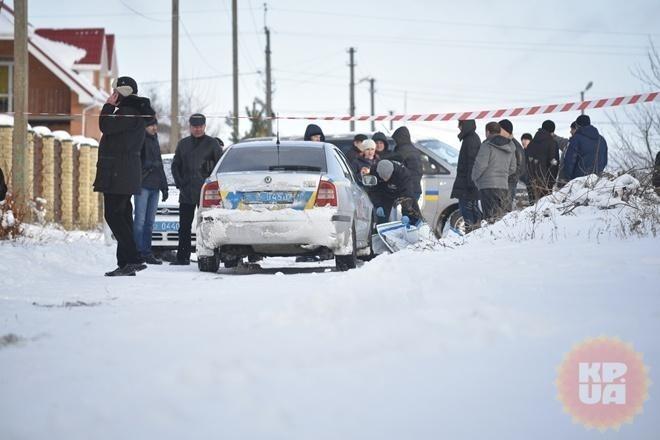 Нацполиция завершила служебное расследование трагедии вКняжичах