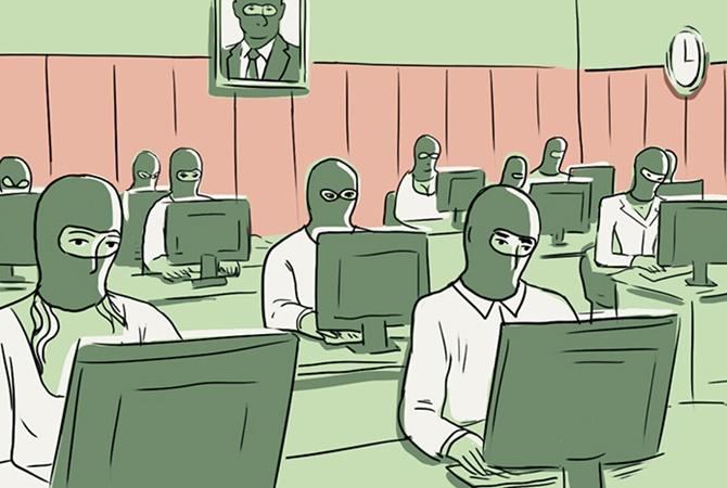 ВЕС подготовили инструкцию пораспознанию кремлевских сетевых провокаторов