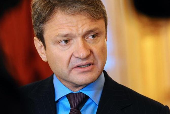 Берлин пригласил находящегося под санкциями Ткачева