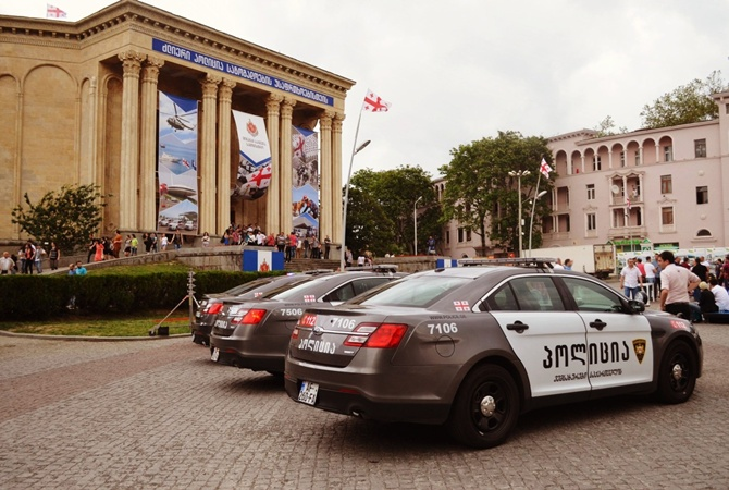 ВТбилиси задержали вооруженного брата первой леди Грузии