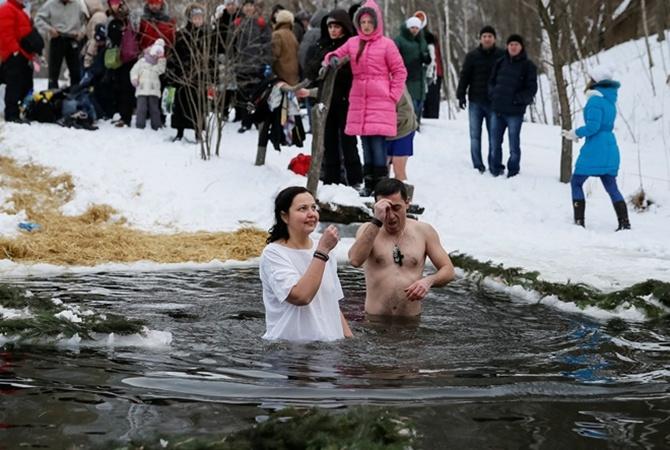 ВМегионе началась подготовка кпразднованию Крещения Господня