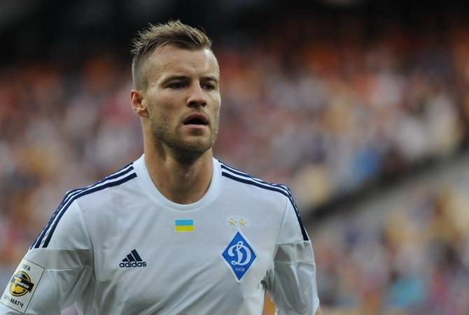 Ребров считает, что Ярмоленко пора переходить вдругой клуб