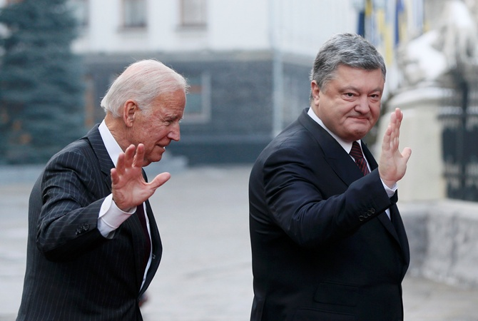 Байден объявил, что Минск— это единственный путь для государства Украины быть единой