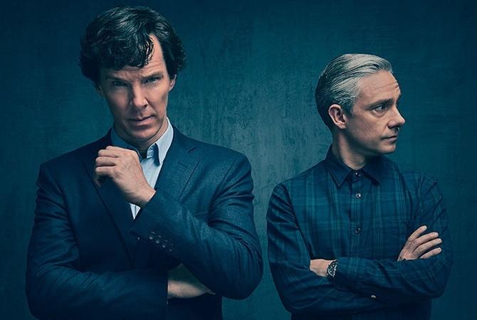Пятый сезон «Шерлока» под угрозой срыва из-за ссоры Камбербэтча сФрименом