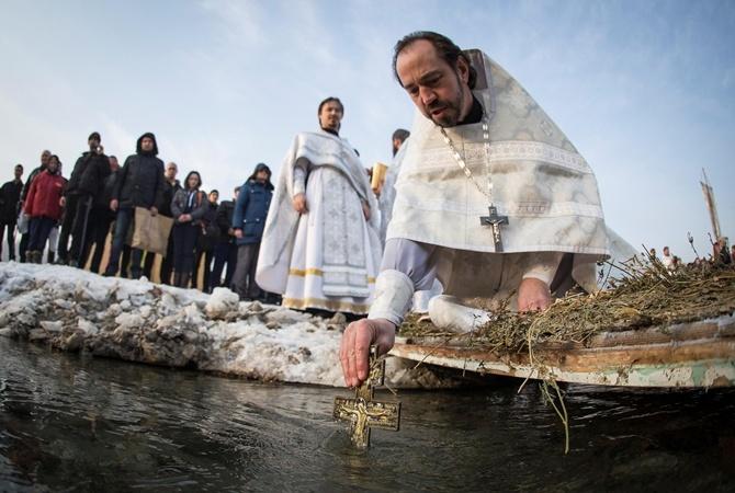 Что нельзя делать на Крещение 2017