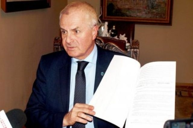 Мэру польского Перемышля на 5 лет запретили въезжать на государство Украину