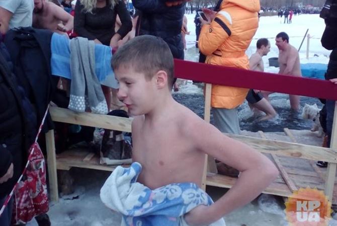 Нижнекамские верующие встретят праздник наночной Литургии— Крещение Господне