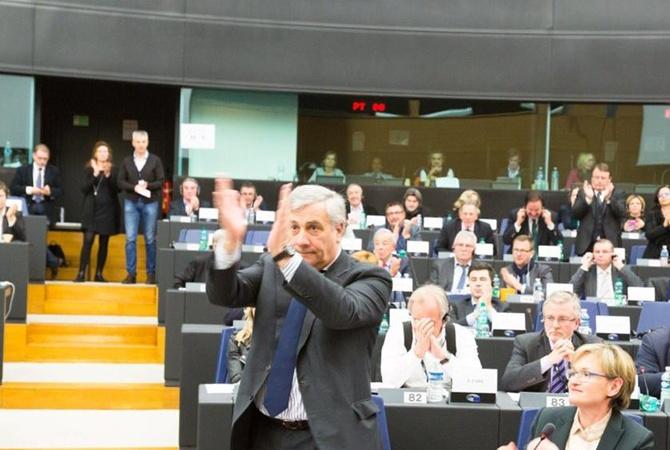 Новым главой Европарламента будет противник антироссийских санкций