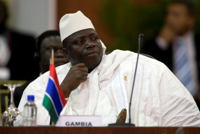 Вооруженные силы 5-ти стран ночью могут начать военное вторжение вГамбию