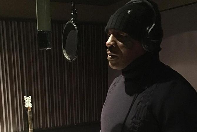 Майк Тайсон представил музыкальный клип