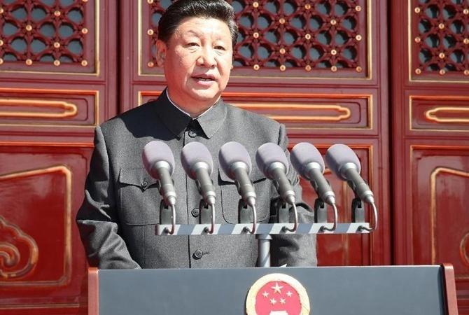 Лидер Китая призвал мировые державы отказаться отядерного оружия
