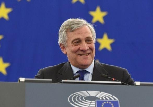 Новым главой Европарламента избран итальянец Антонио Таяни 18января 2017 07:22