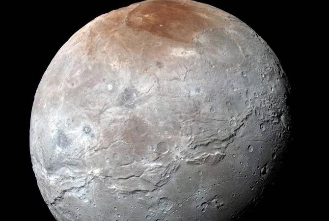NASA показало кадры «посадки» New Horizons наПлутон
