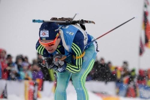 Украинец Семенов добыл «бронзу» наэтапе Кубка мира побиатлону