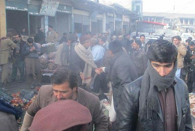 18 человек погибли впроцессе взрыва нарынке