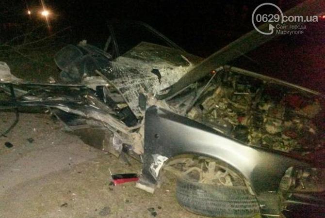 ВМариуполе вДТП умер военнослужащий