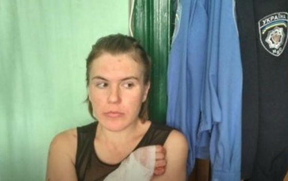ВКиеве задержали гражданку РФ, которая убежала изльвовской психбольницы